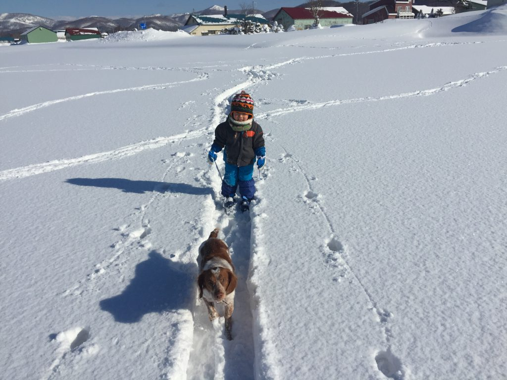 kids-skishoe