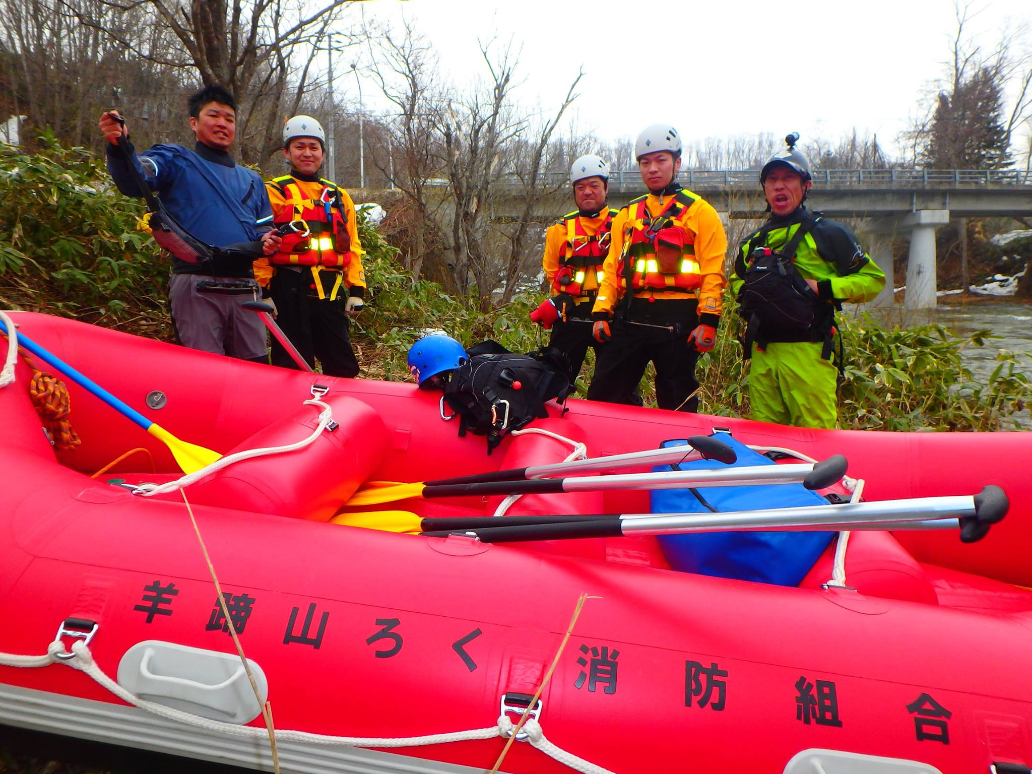kutchan-water-rescue-team