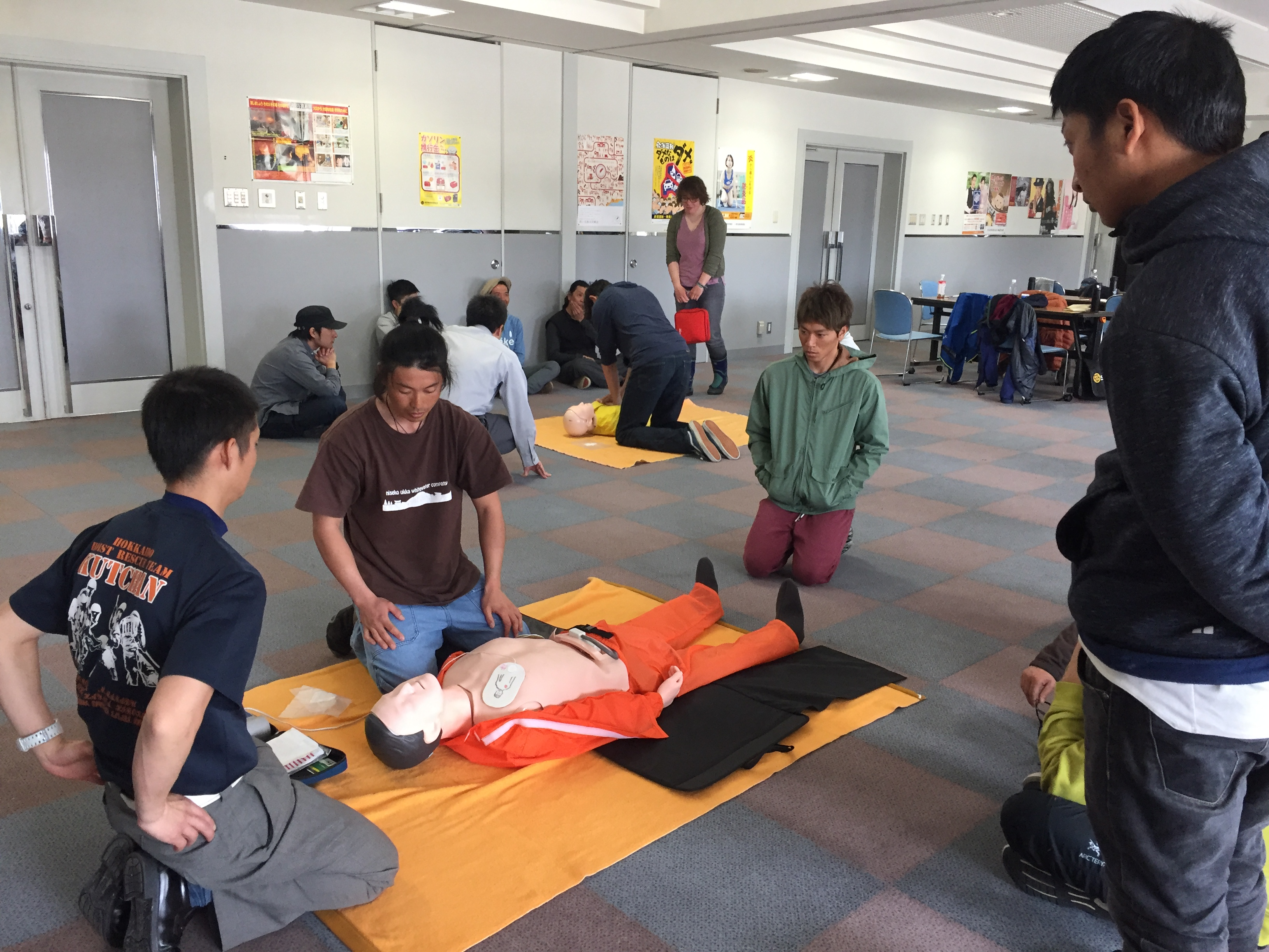 first-aid -training