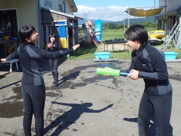 water-gun-fight